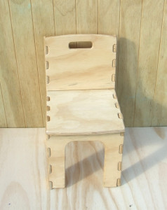 CedarVille Furniture - Childrens Chair