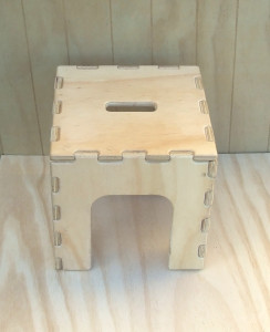 CedarVille Furniture - Childrens Stool